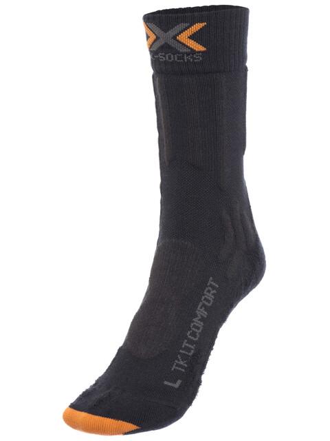 X-Socks Trekking Light & Comfort Socks Men Charcoal/Anthracite
